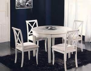mesas redondas extensibles - Bing Imágenes | Mesa redonda ...