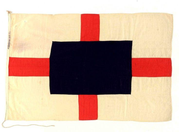 federal steam flag