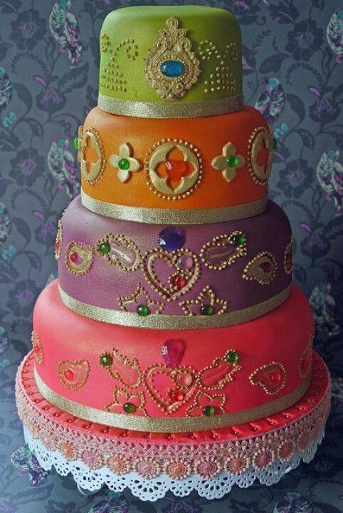 bollywood taart Oosterse taart | Cakes, cookies & cupcakes | Pinterest | Cake  bollywood taart