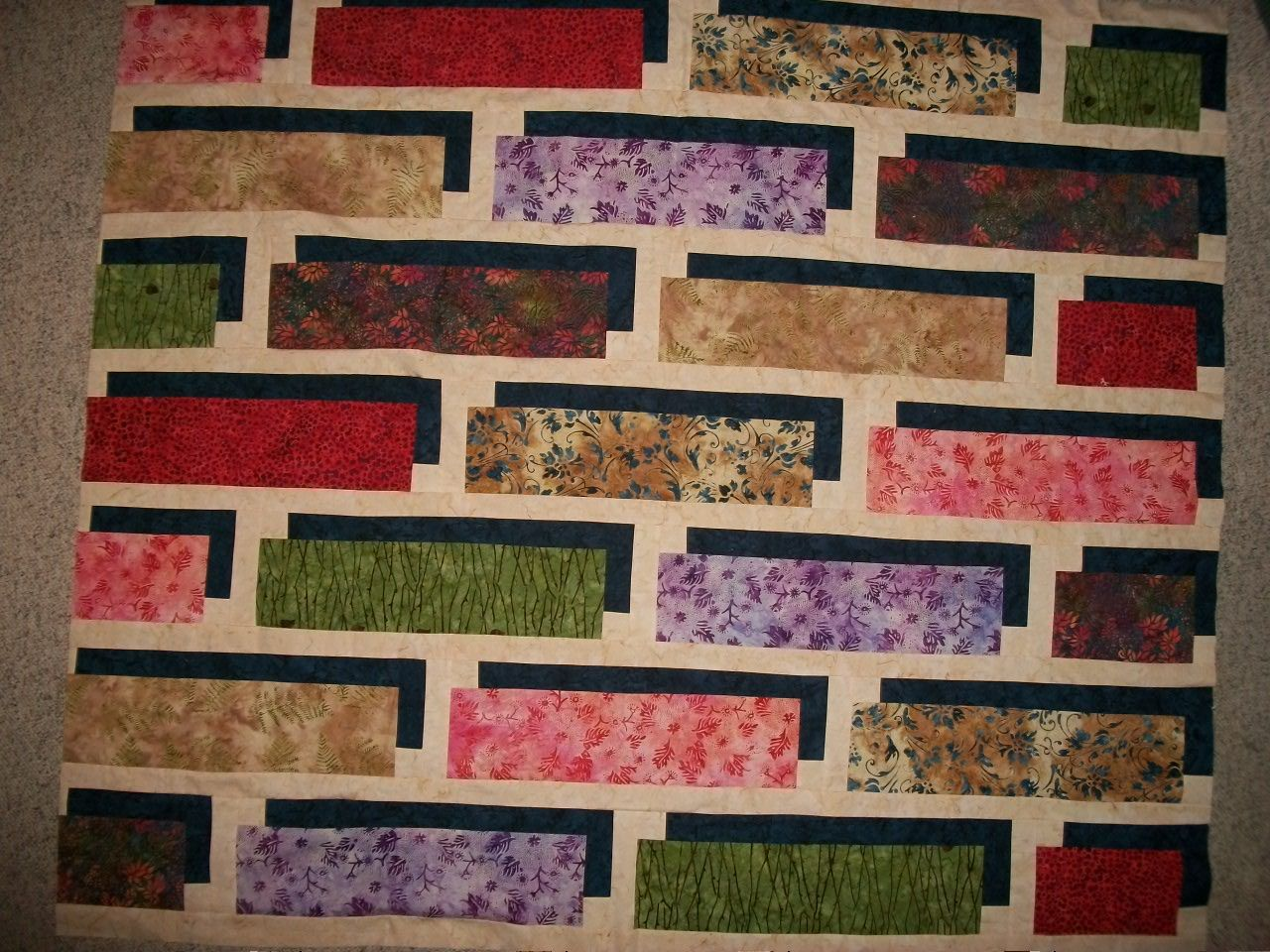 My Shadow Box Quilt | Quilting - | Pinterest | Shadow box, Box and ... : quilt shadow box - Adamdwight.com