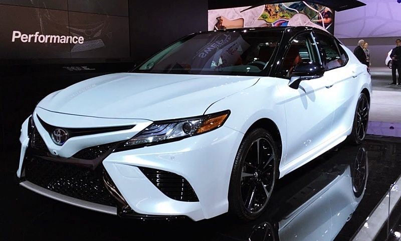 2018 Toyota Camry Xse Model Review It's no