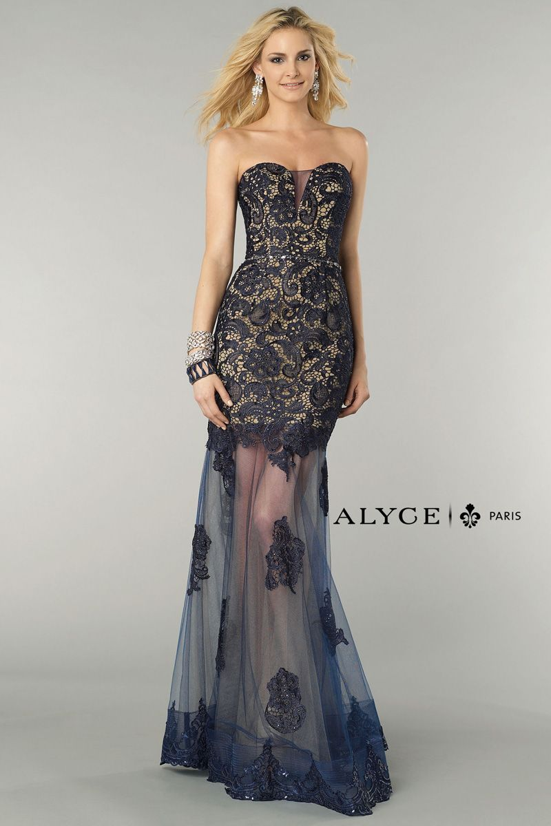 Get your Alyce Paris Prom Dresses 2015 at Bridal & Formal by RJS ...