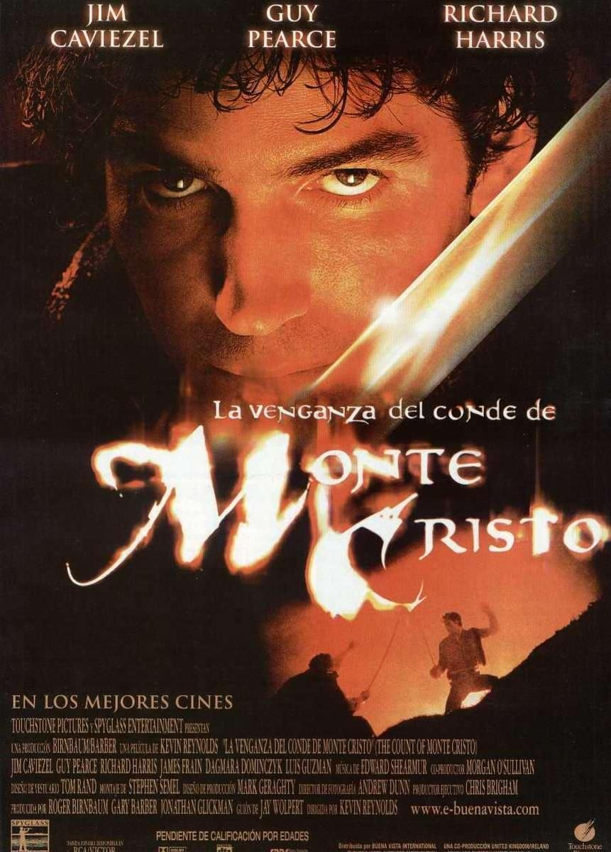 Sección Visual De La Venganza Del Conde De Montecristo Filmaffinity Movie Plot Full Movies Online Free Counting