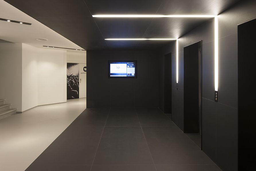 Entrance office building Ontwerp: Vorm Interieurgroep Foto: Liesbet Goetschalckx