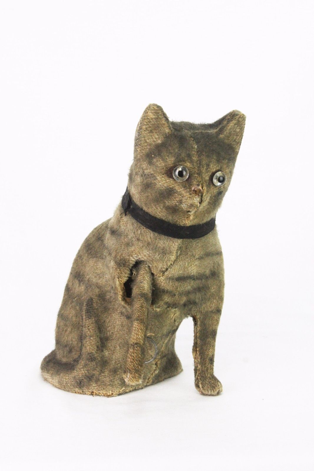 Antique Victorian German Mechanical Cat Toy Ca1900 Cat Toys Cats Cat Fashion