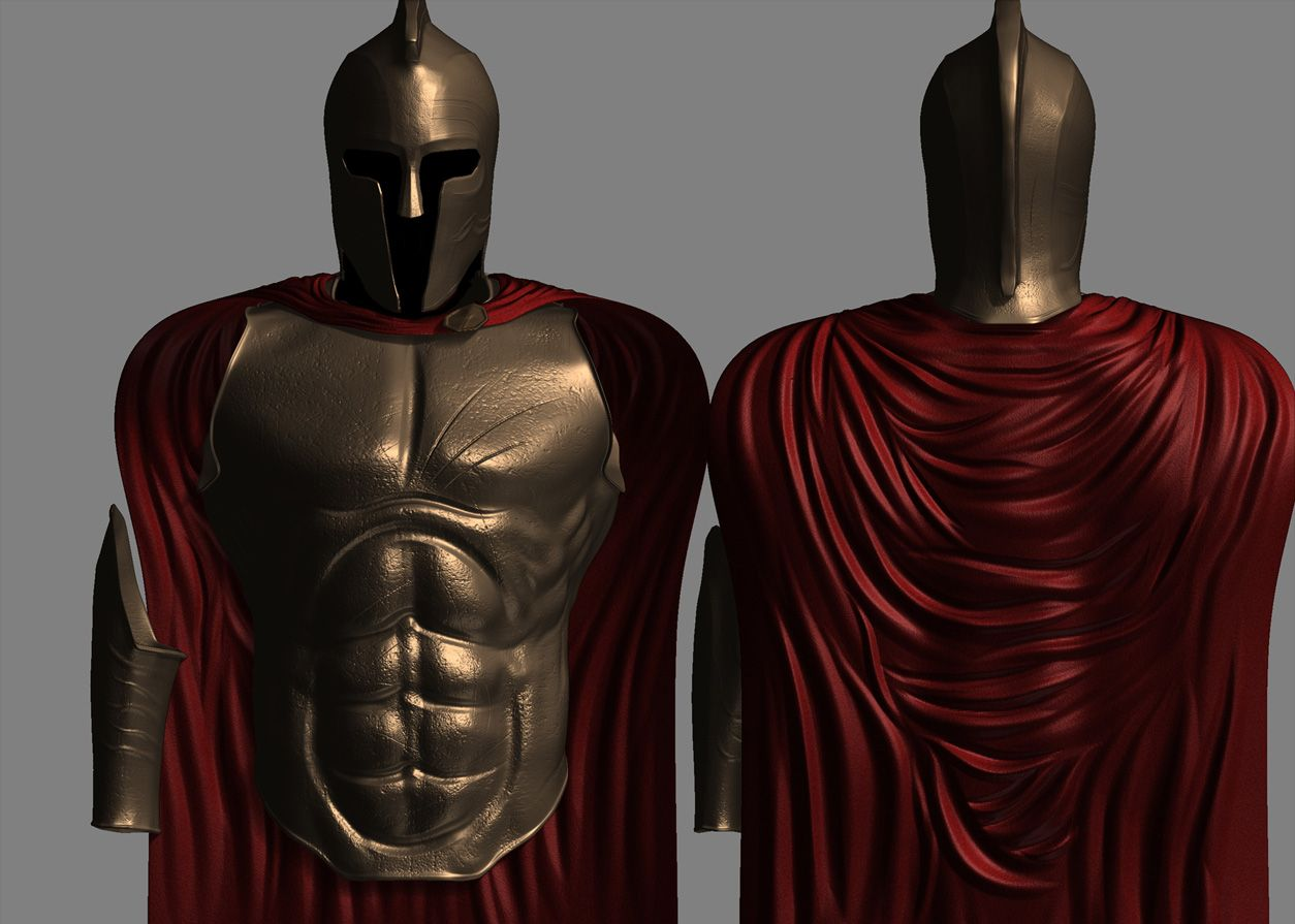 Images For > Real Greek Spartan Armor   Sparta armor ...