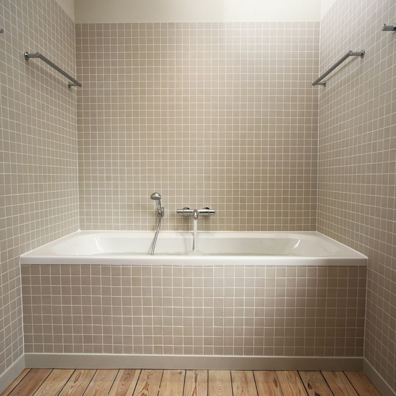 panneau acrylique salle de bain pas cher | atlub