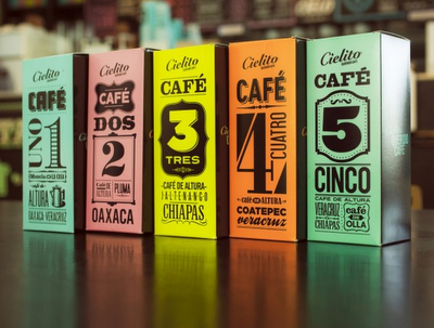 Cielito packaging