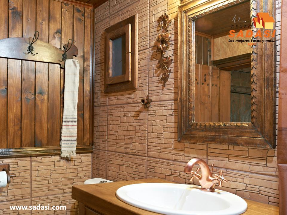 Decoracion las mejores casas de m xico una de las for Decoraciones rusticas para el hogar