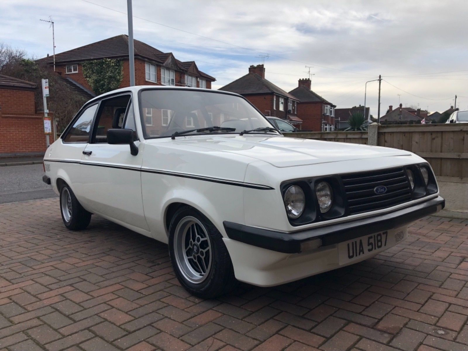 eBay: Ford Escort RS2000 custom may px? Escort Rs turbo, cosworth ...
