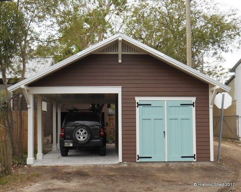 Carport Shed Carport sheds, Shed construction, Building