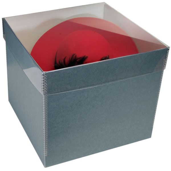 Archival Hat Box The Difficult Task Of Finding Suitable Archival Storage  Boxes For Vintage Hat Collections Is Solved. Our Hat Boxes Are Made From 6