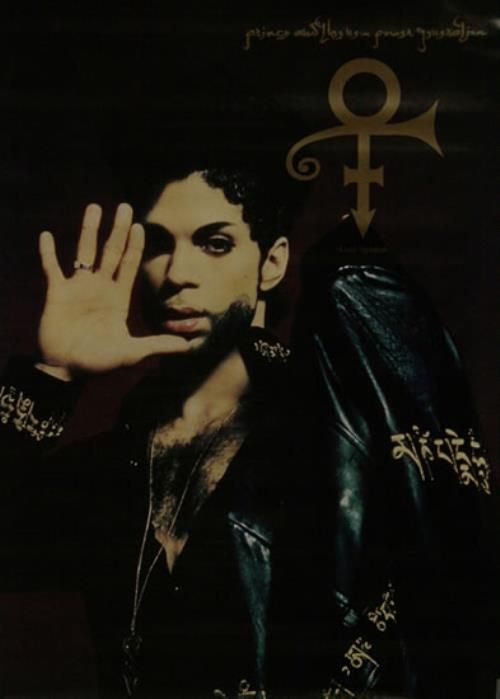 Prince Still Frequently Uses The Symbol As A Logo And On Album