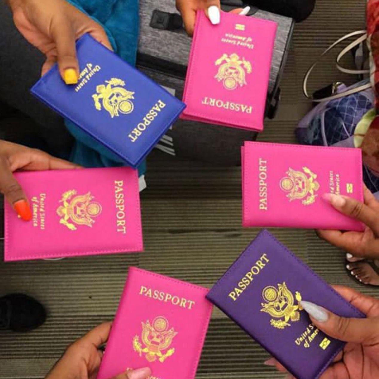Passport Squad Goals PinterestNaturalb3auty Usa