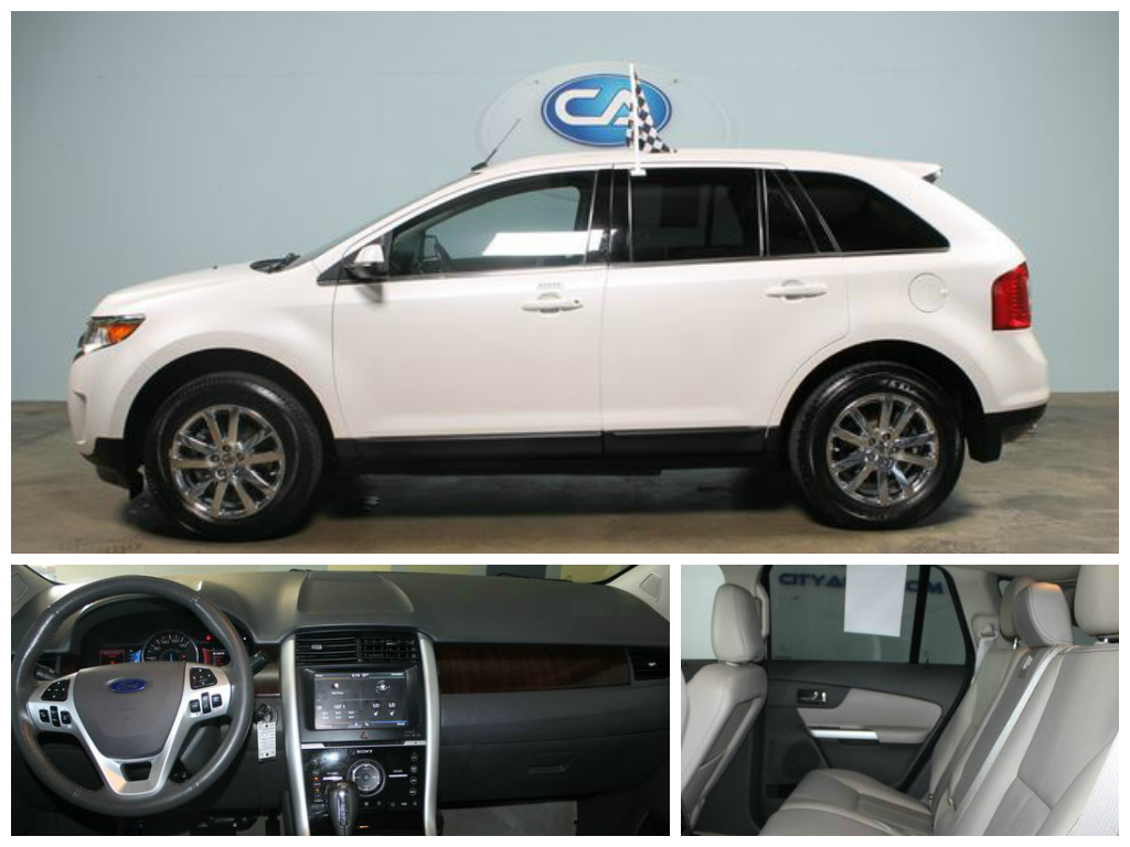 Ford Edge Limited This Is A Great Looking Suv This Edge Has The New Sony Sound System The Bigger Wheels And Gets Great Gas Mileage