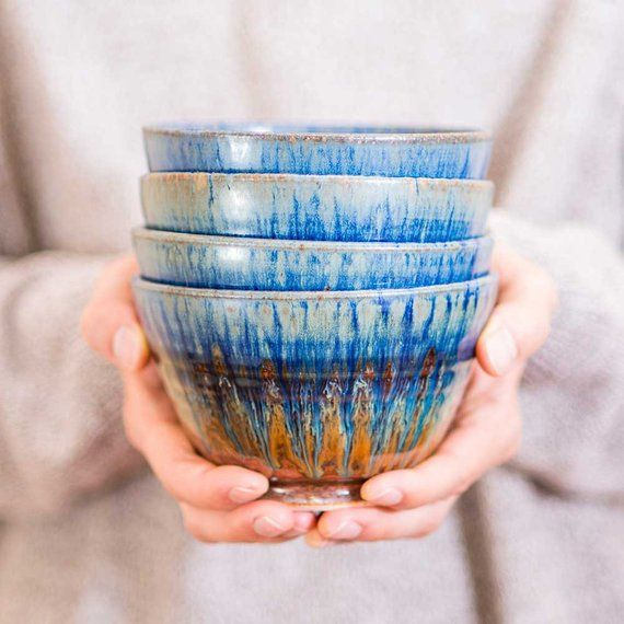 Ramen Bowl Ceramic Pottery