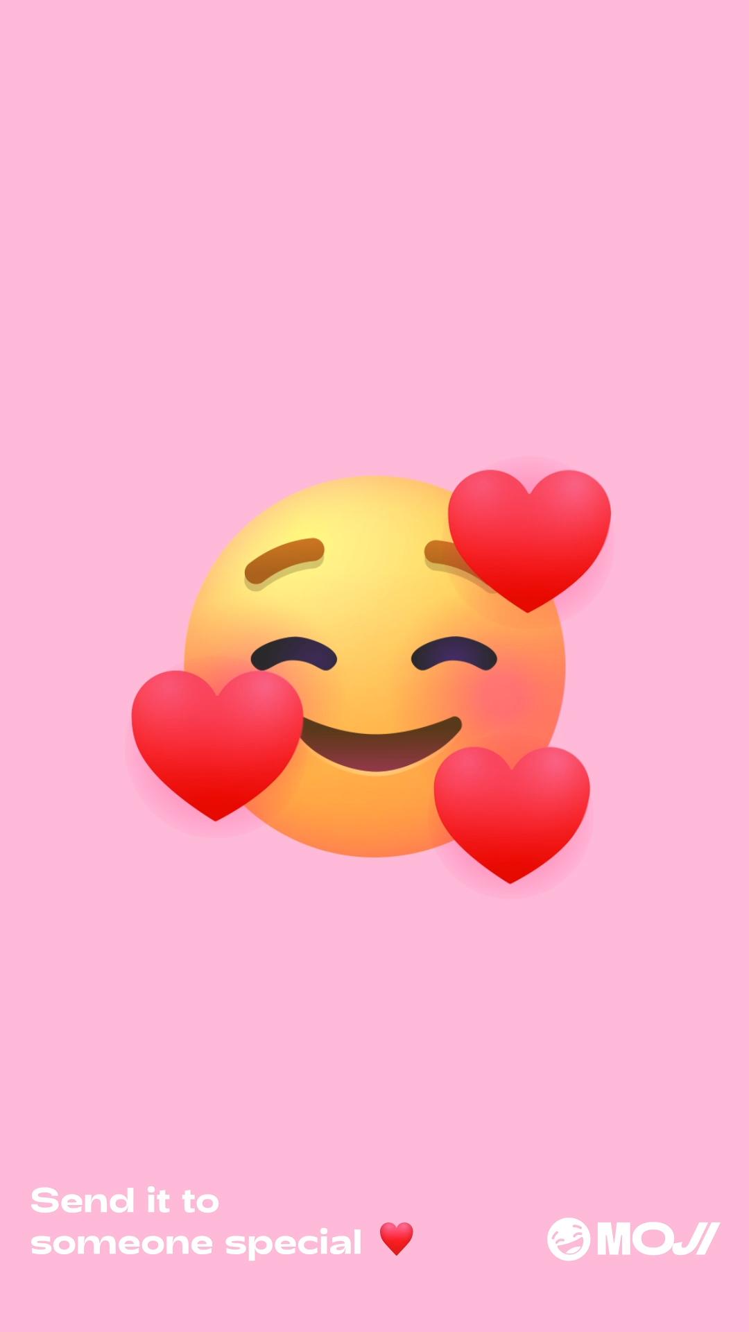 2.5D Emoji Series for Apps & Web