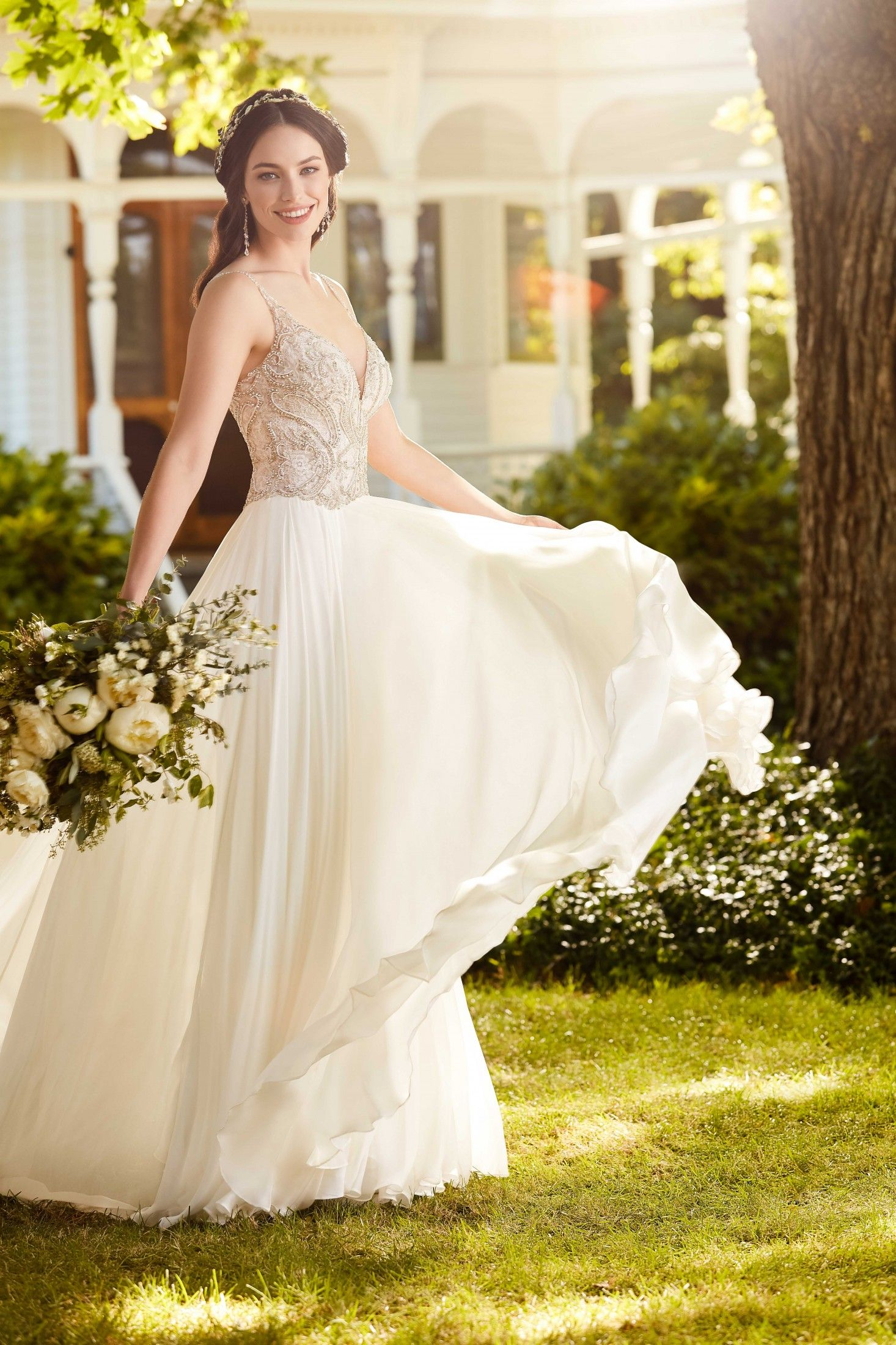 Ad decisions decisions click to find your dream wedding dress at