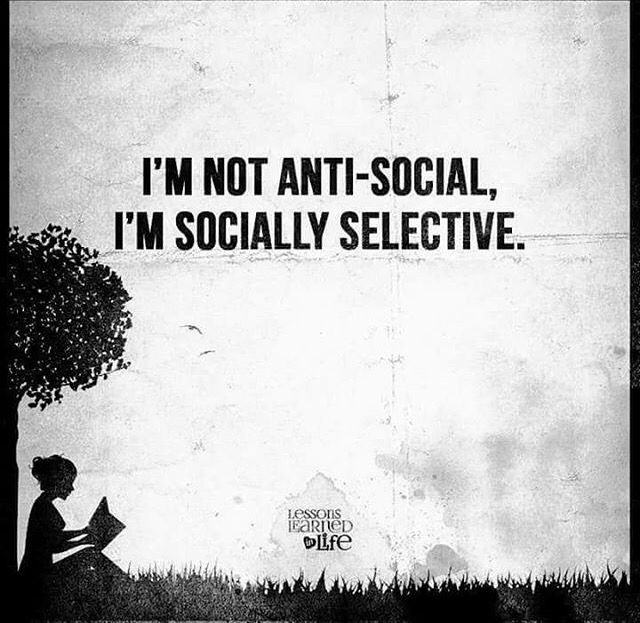 antisocial (With images) Good life quotes, Life quotes