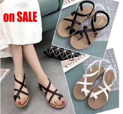 Koleksi Sepatu Dan Sandal Wanita Mulai Dari 29k Lazada Sandal