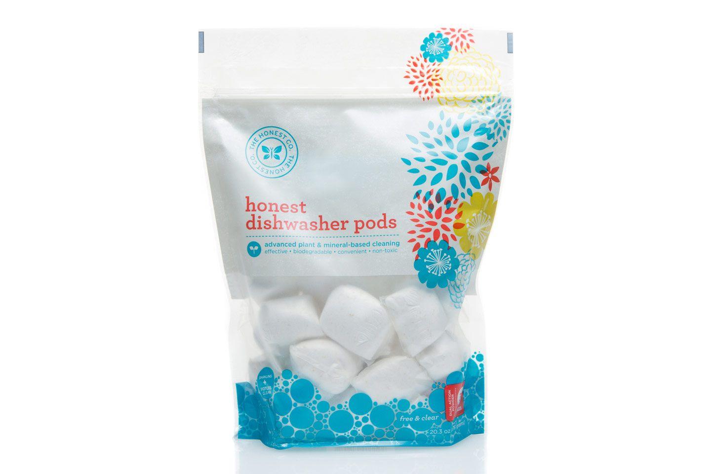 honest dishwasher pods advanced plant & mineralbased