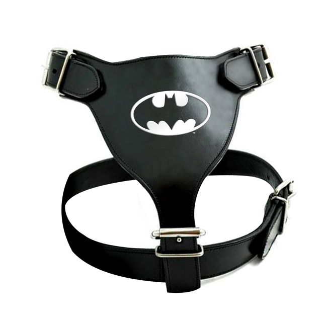 Batman And Robin Dog Collars