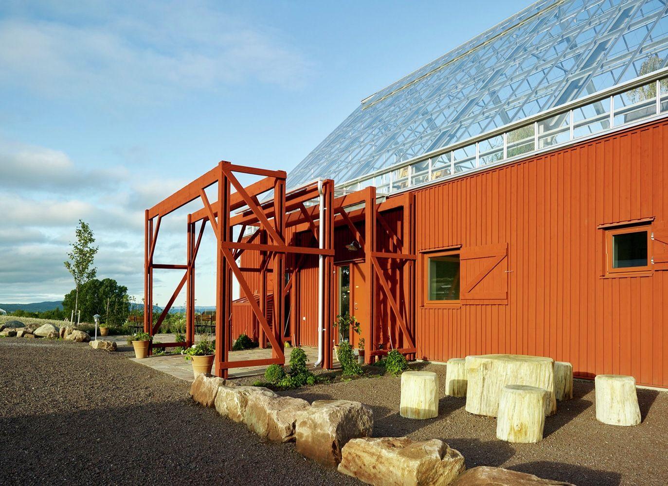Gallery of uppgrenna nature house tailor made arkitekter 17