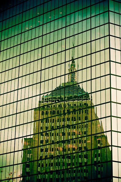 City Of Contrasts by Jeremy Brooks, via Flickr