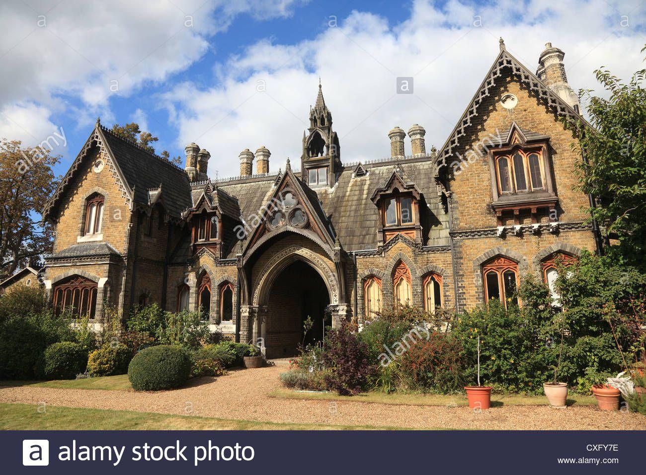 Gothic House Architecture England Buscar Con Google