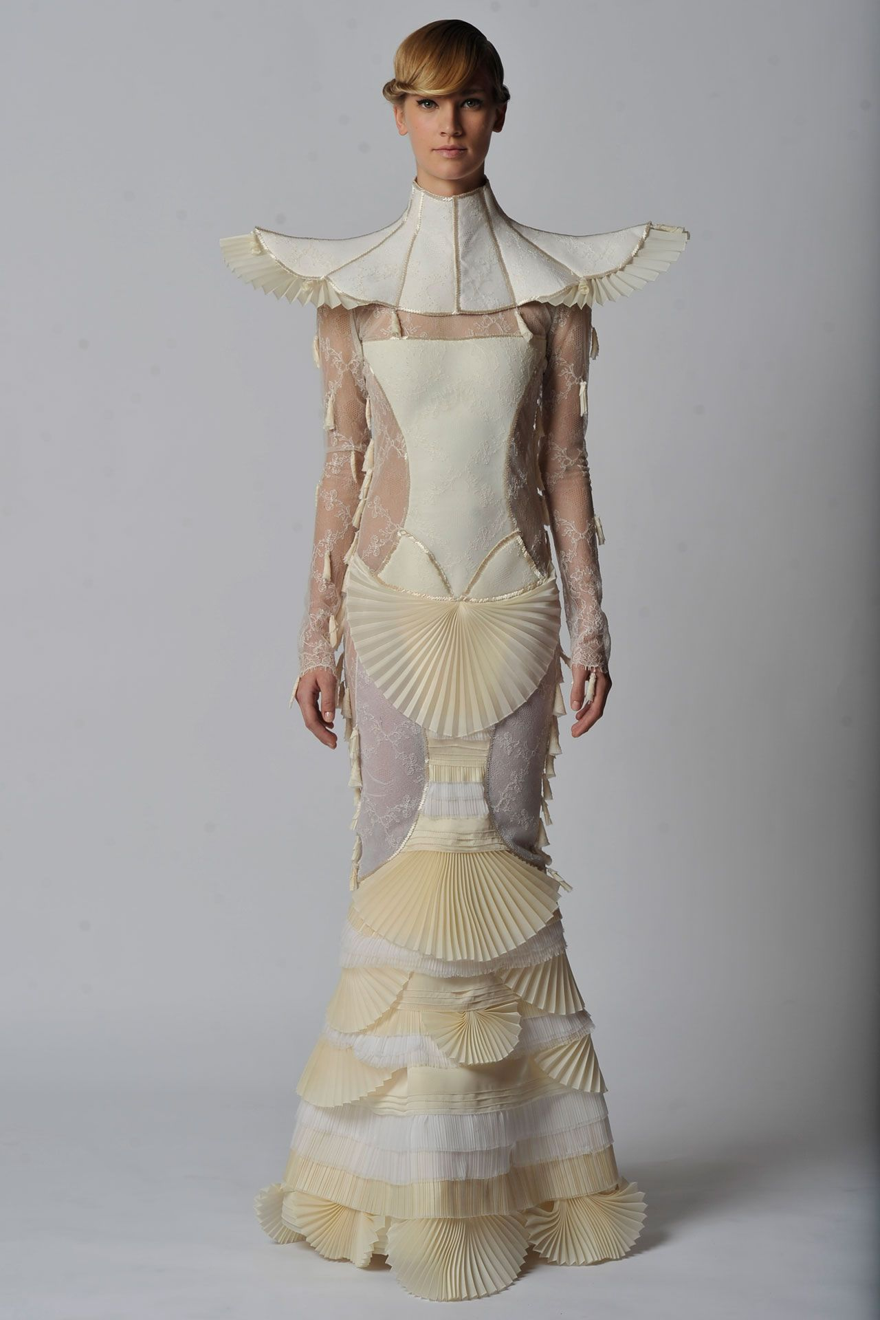 House Of Worth Creates Great Expectations Costumes (Vogue.com UK)