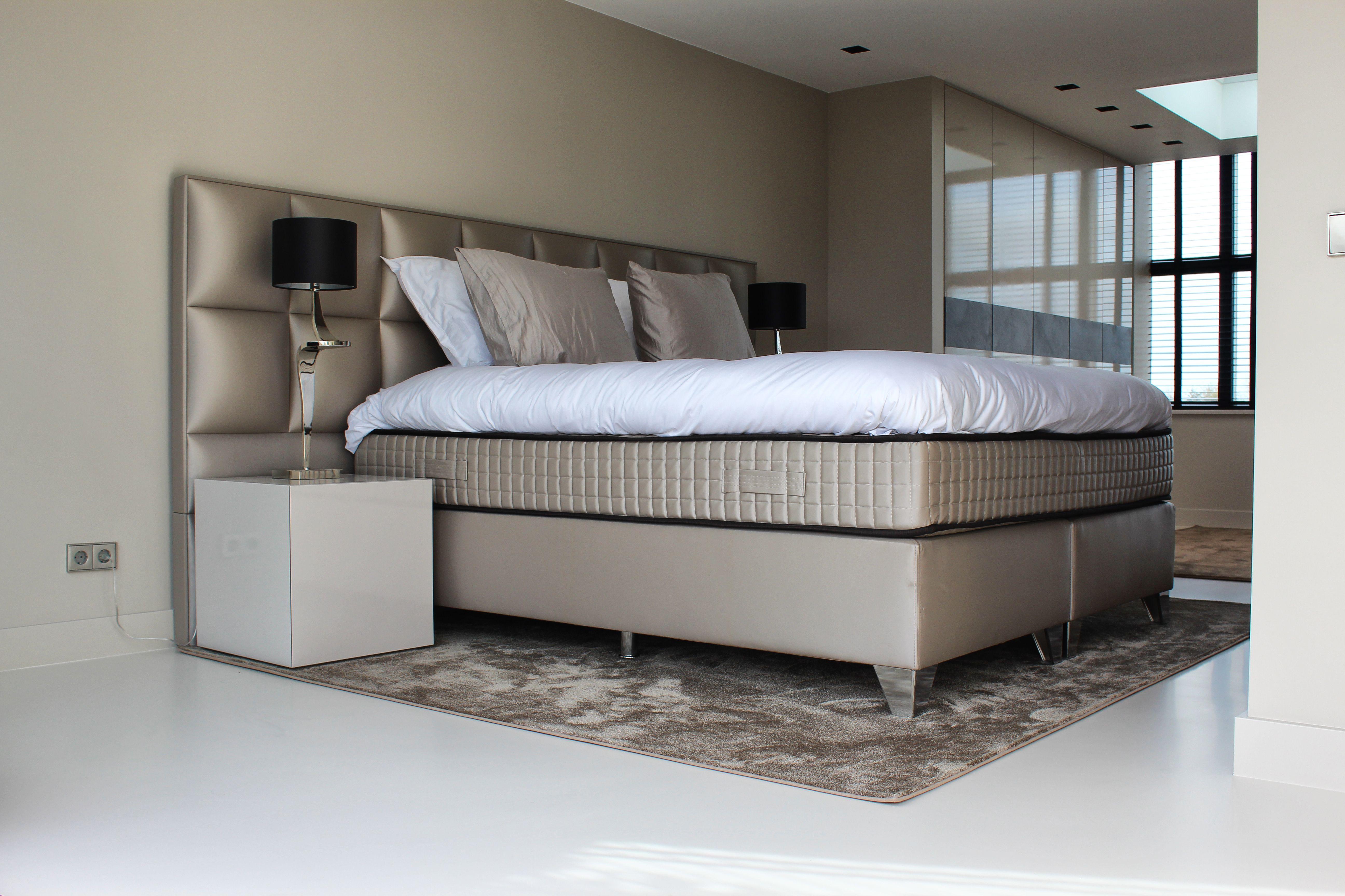 Kunststof gietvloer in slaapkamer motion gietvloeren gietvloer