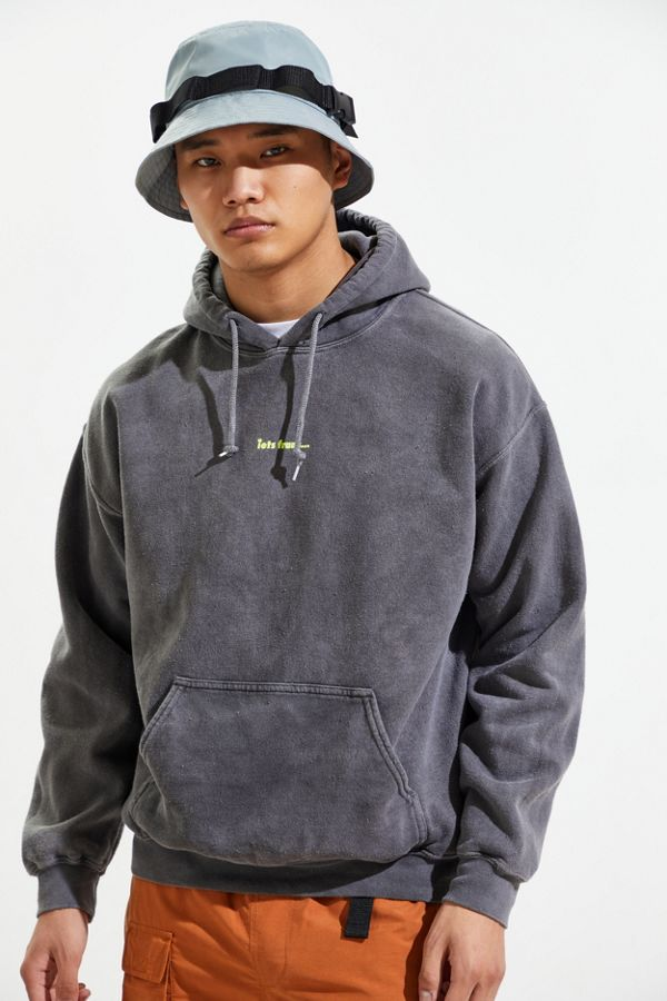 Iets Frans Overdyed Hoodie Sweatshirt In 2020 Hoodies Oversized Hoodie Outfit Sweatshirts Hoodie