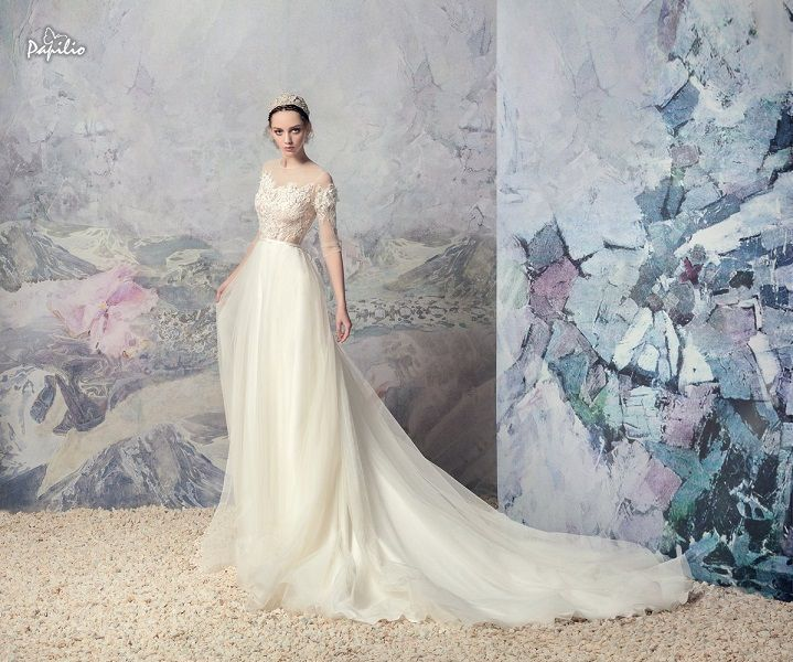Papilio Wedding Dresses Swan Princess Bridal Gown | Wedding Gowns