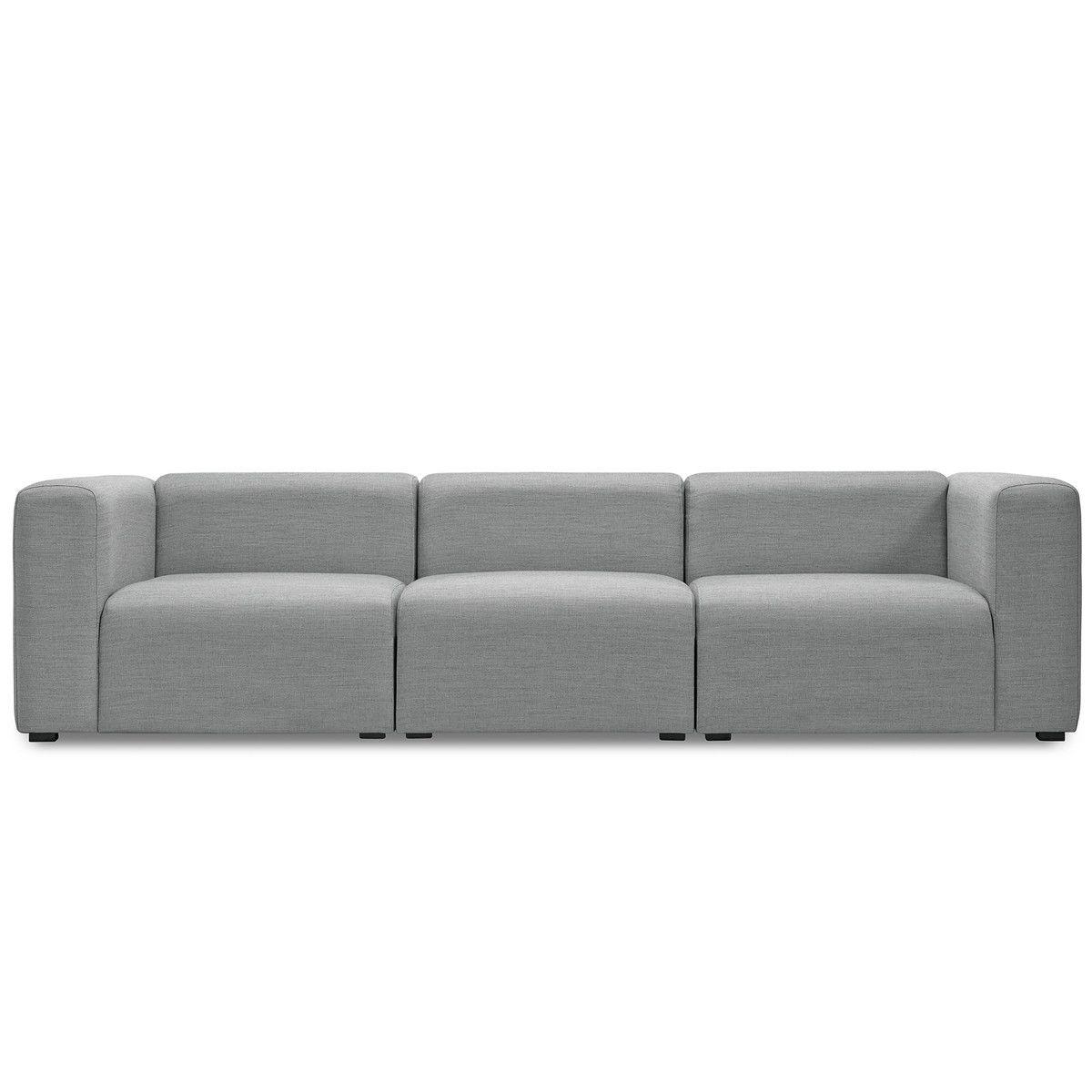 Mags Sofa 3-Sitzer von Hay | Ferienhäuschen, Sofa und Wohnzimmer