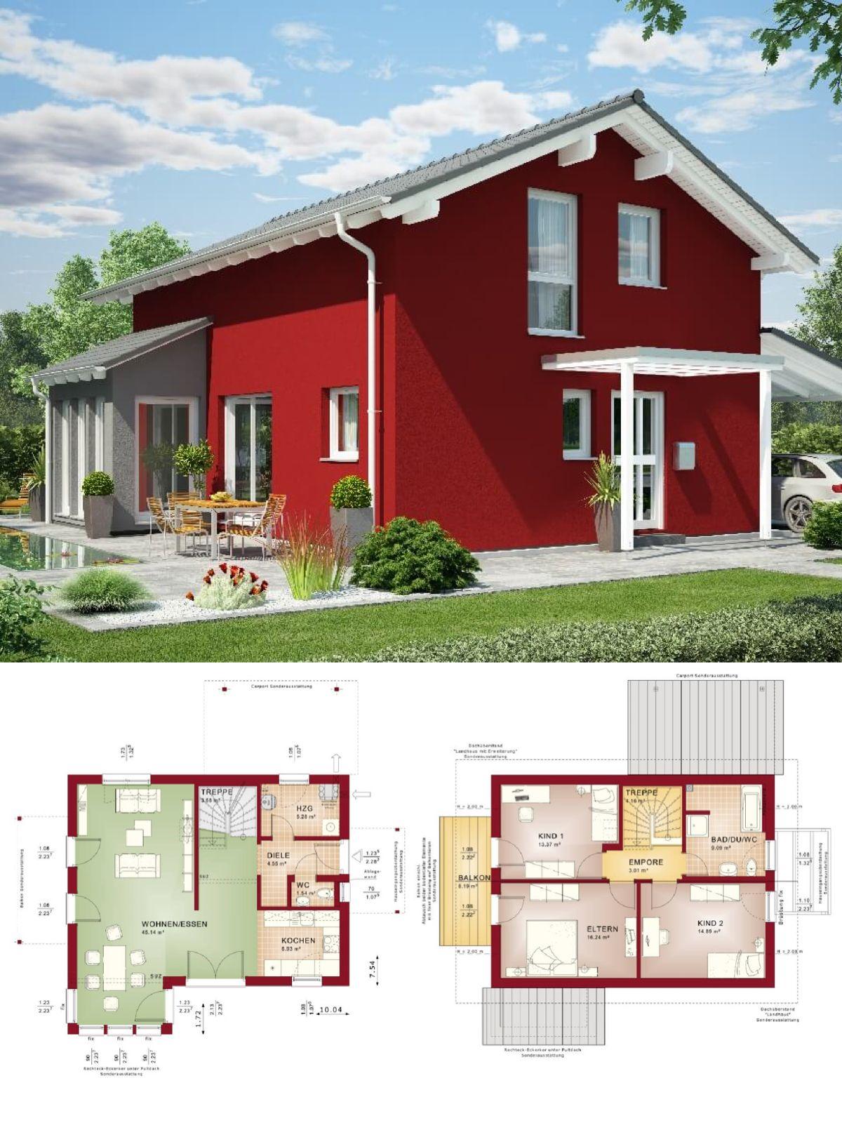 Haus bauen landhausstil wohn design for Architektur klassisch