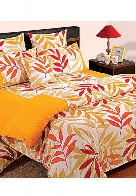 Shades Of Paradise Yellow Comforter Yellow Comforter White Linen Bedding Bed Sheets