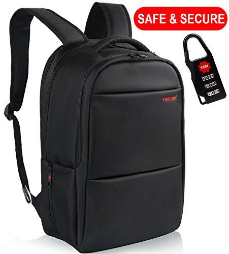 Kuprine Lightweight Slim Business Laptop Backpack for Men... https   www 35075a87a409b