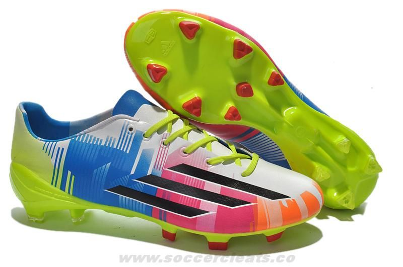 2014 World Cup LEO MESSI adidas adizero F50 TRX FG Synthetic