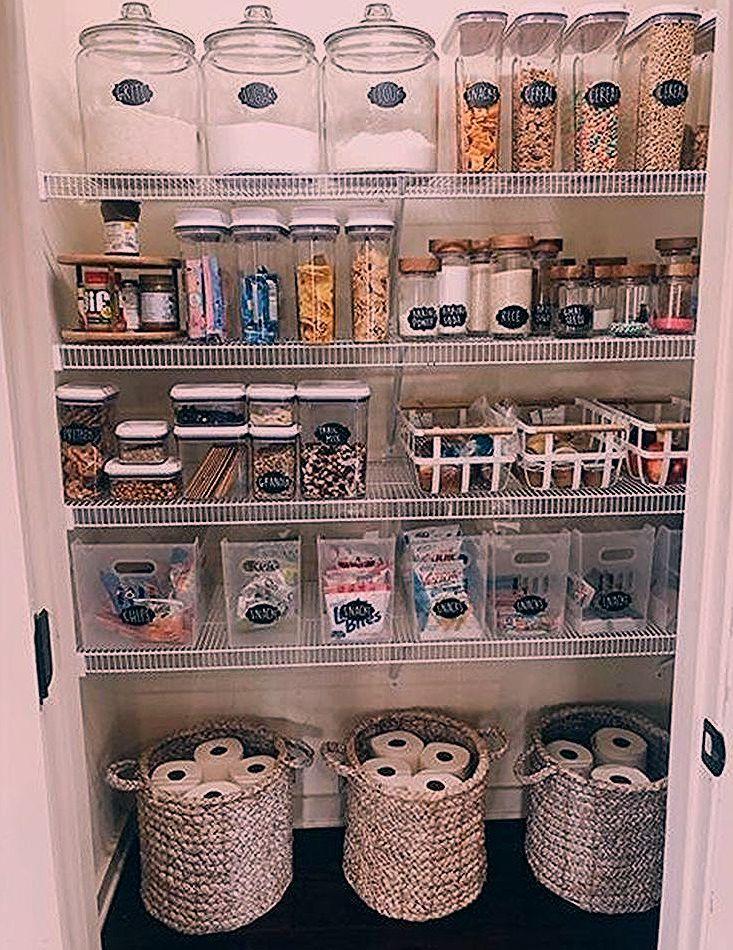 Photo of 25 Best Pantry Organization Ideas We Found On Pinterest,  #Ideas #Organization #Pantry #Pinte…
