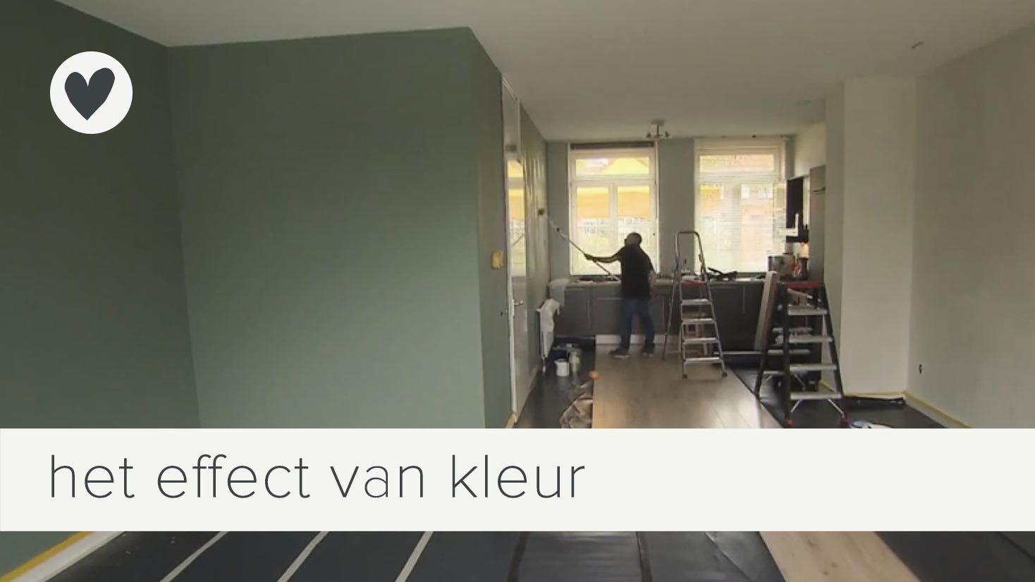 Afbeeldingsresultaat voor groene wand woonkamer   Huisdecoratie ...