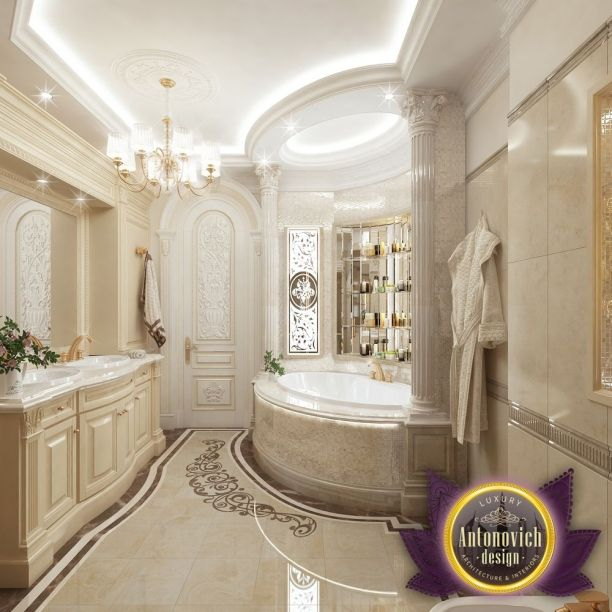 Bathroom Design In Dubai The Most Luxury Bathroom Photo 1 Luxury Dream Home Bathrooms