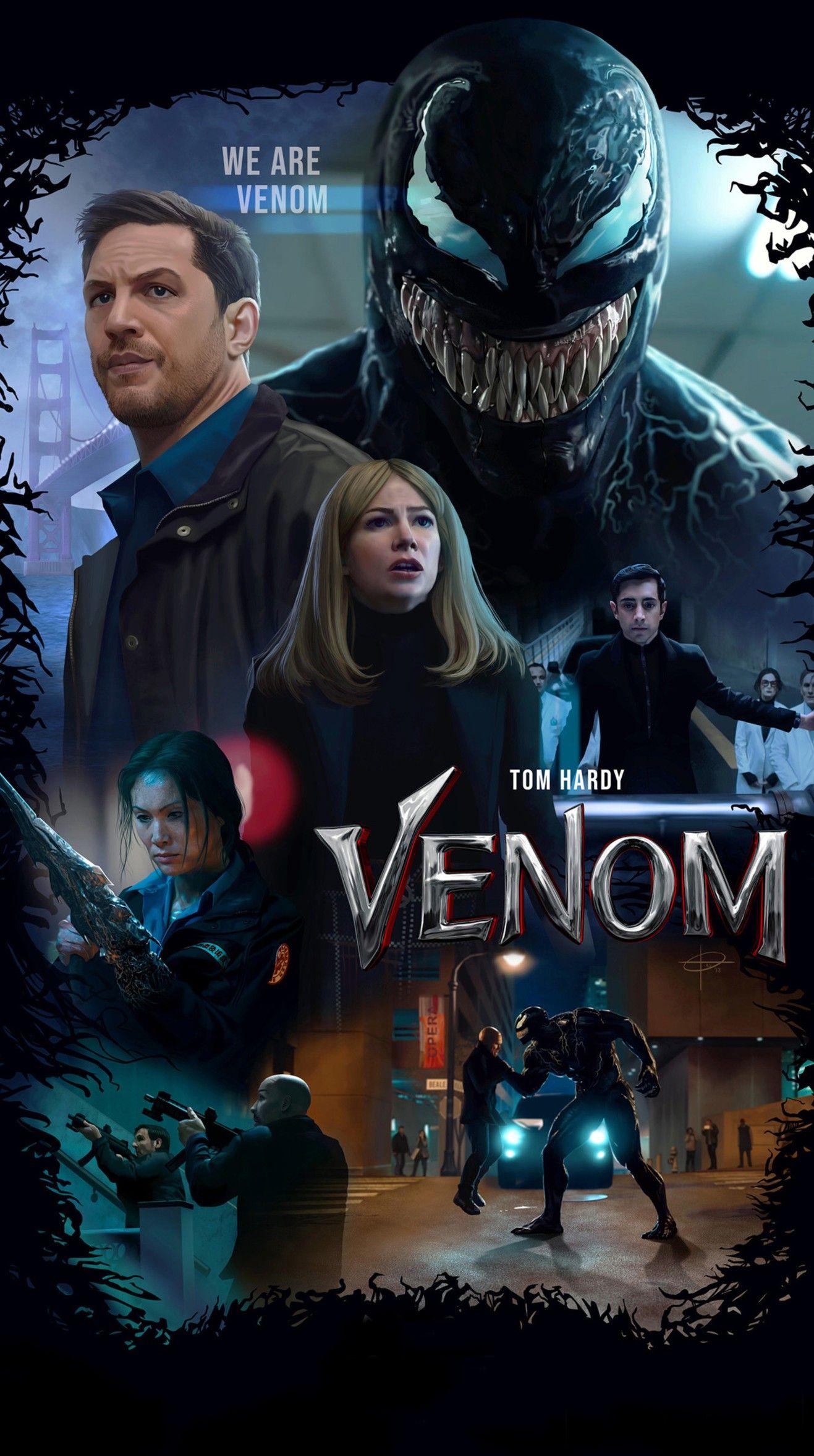 Pin by Miyett on Spidey   Venom movie, Marvel venom, Venom
