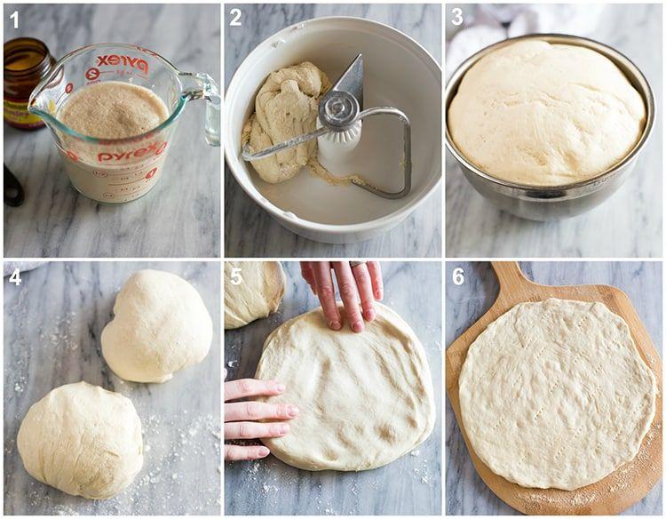 Easy Pizza Dough | Recipe | Pizza recipes. Pizza dough. Best pizza dough recipe