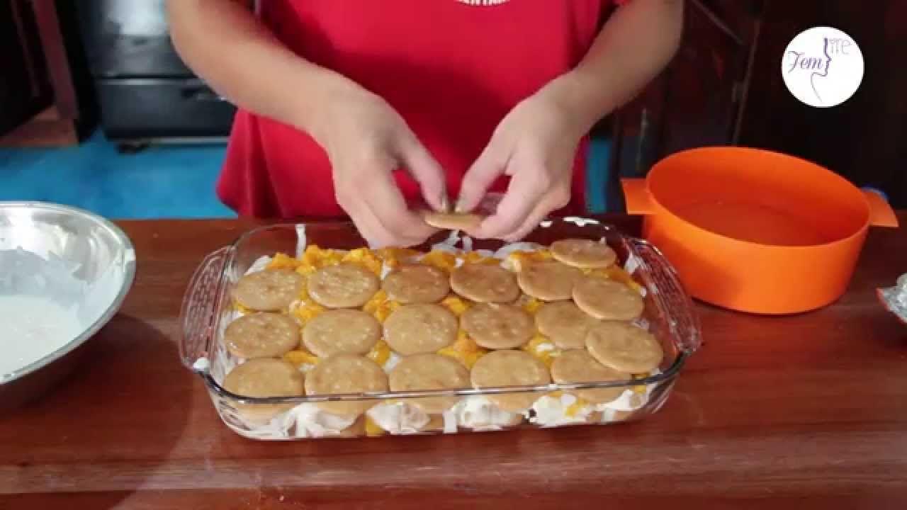Pastel fr o r pido f cil y sin horno a cocinar con for Cocina facil y rapido de preparar