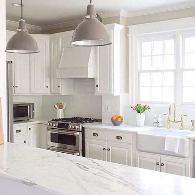 The Easiest Way To Renovate Your Kitchen: An Easy Way To Refresh Your Kitchen In 2016: Paint Your
