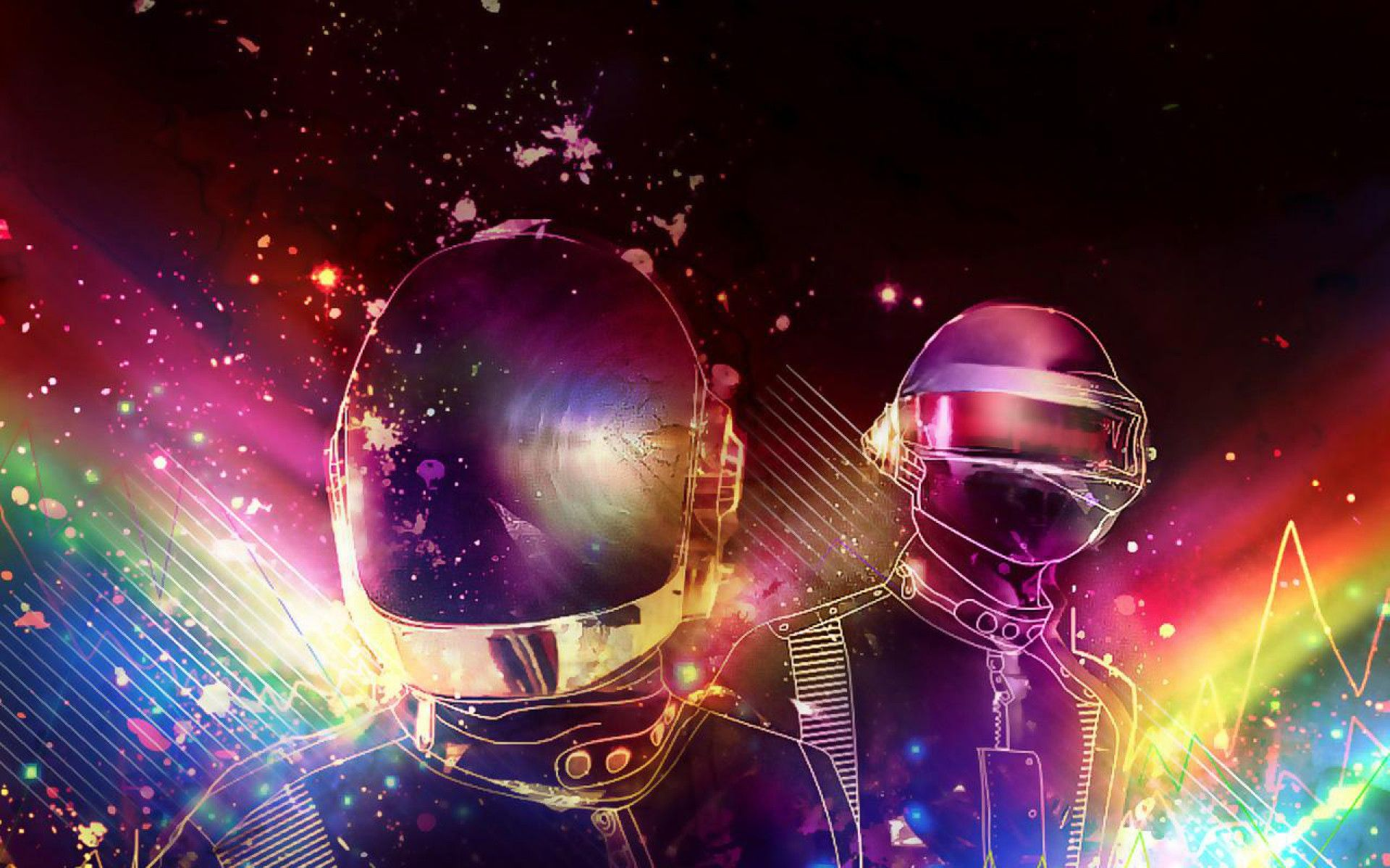 Daft Punk Wallpaper 1080p 1920x1200