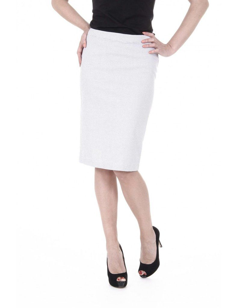 Armani Jeans Ladies White Skirt
