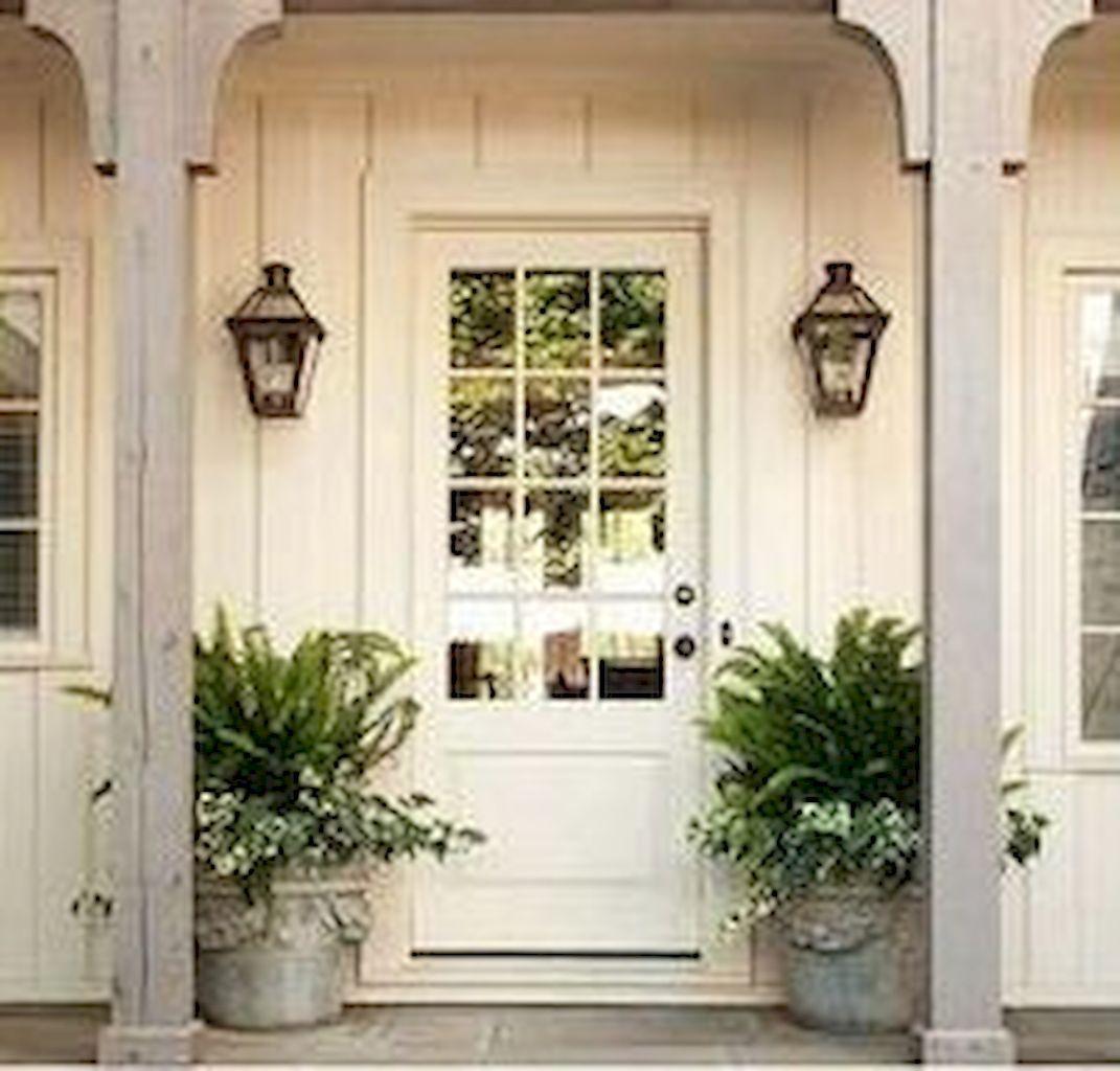75 Small Front Porch Makeover Design Ideas | Small front porches ...