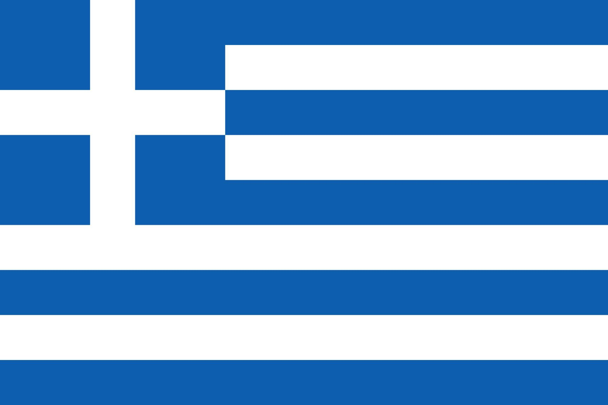 Greece Country Flag Flag Coloring Pages Greece Flag Greece Holiday