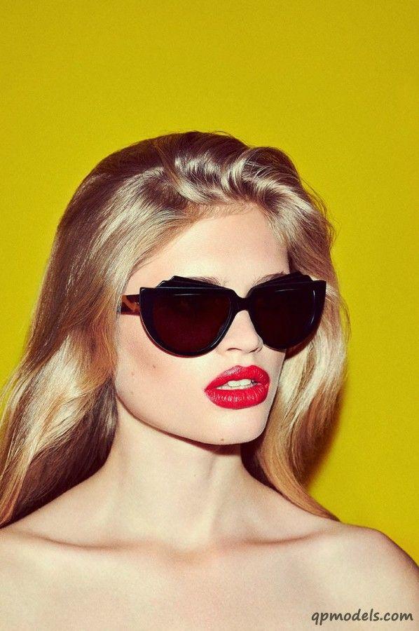 3ed3d6d9c4 Ella Merryweather for ZANZAN Eyewear Spring 2014 Collection - http ...
